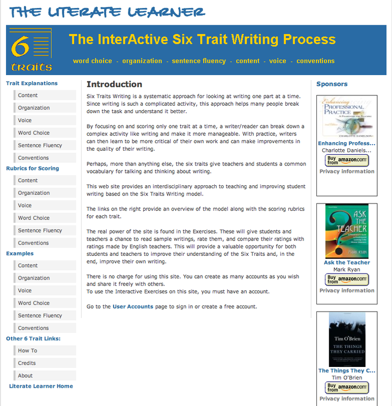 6 1 writing traits persuasive essay